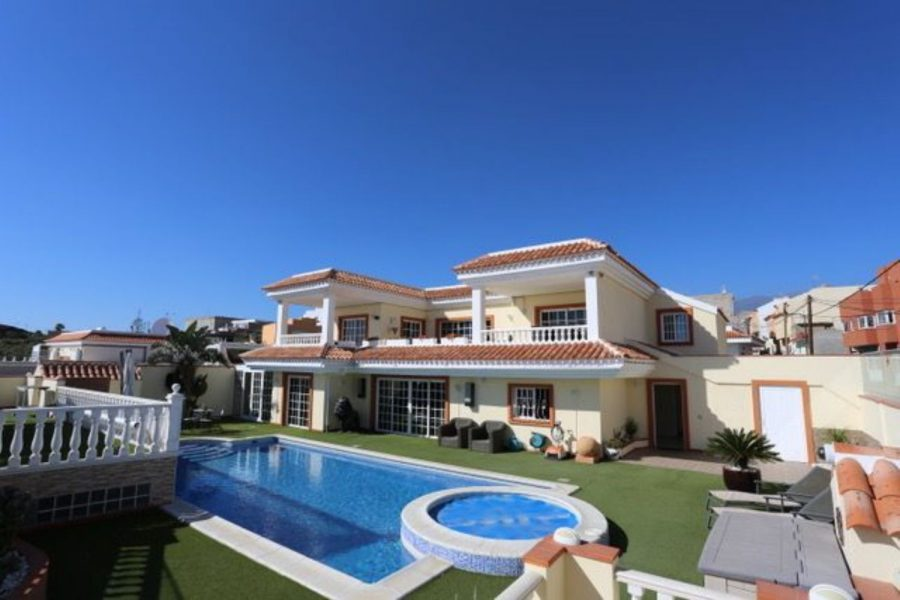 Grande villa haut de gamme