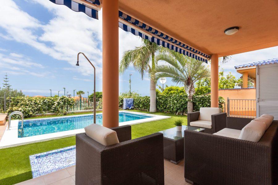 Villa de luxe Puerto Santiago