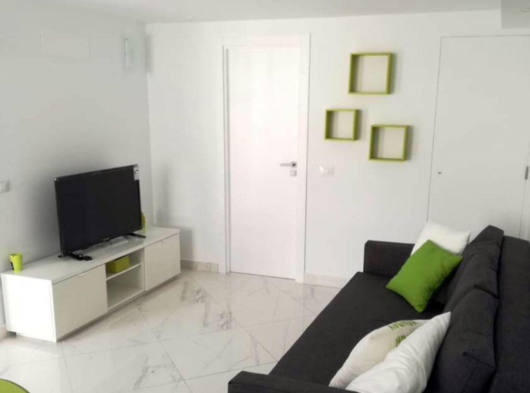 Appartement moderne refait à neuf