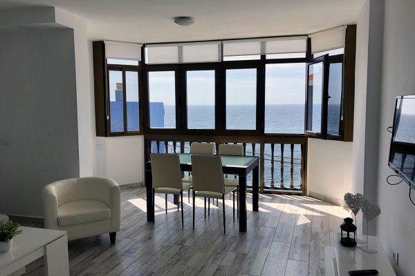 Appartement rénové et meublé