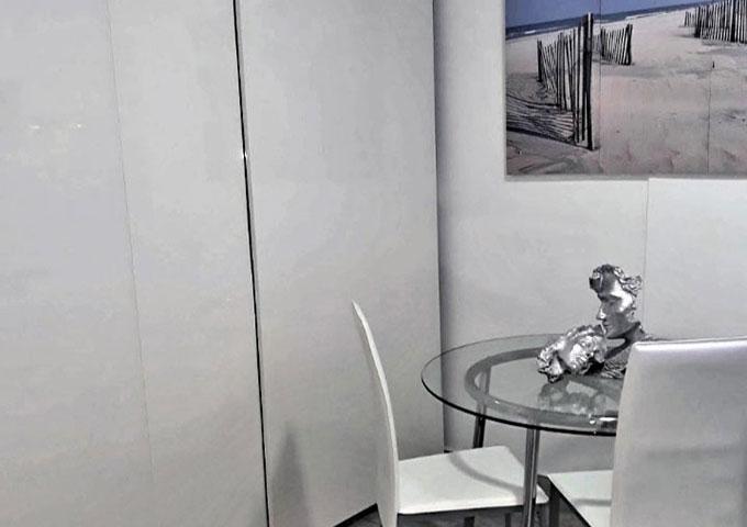 Appartement rénové meublé