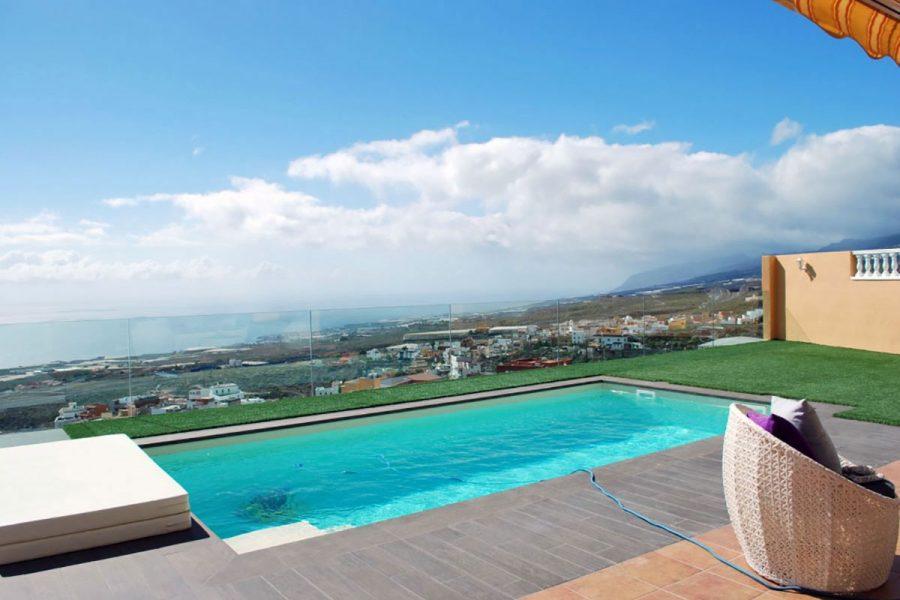 Magnifique villa Tijoco
