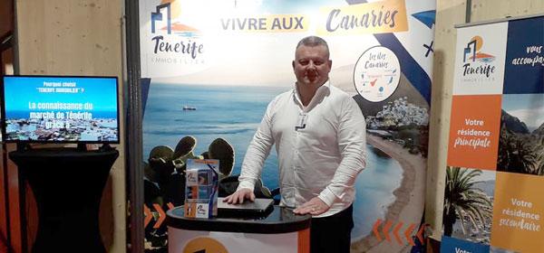 Luc Boisselier Tenerife Immobilier