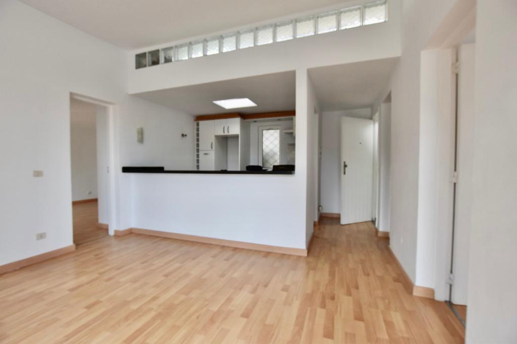 Appartement récemment rénové
