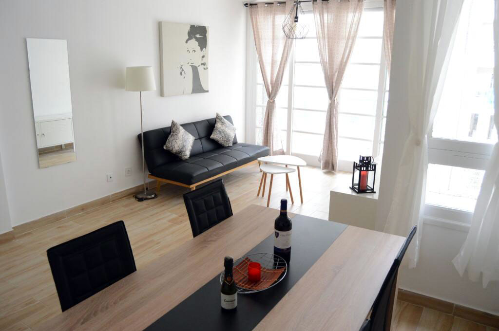 Appartement complètement rénové