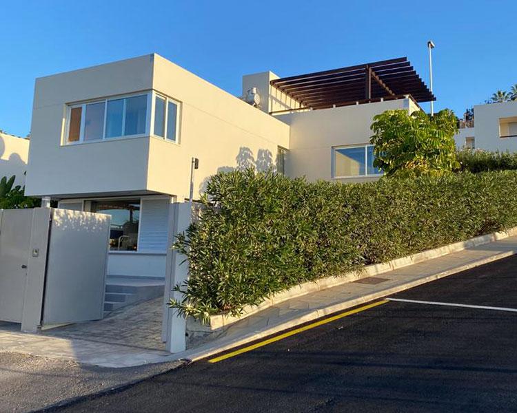 Villa avec superbe vue