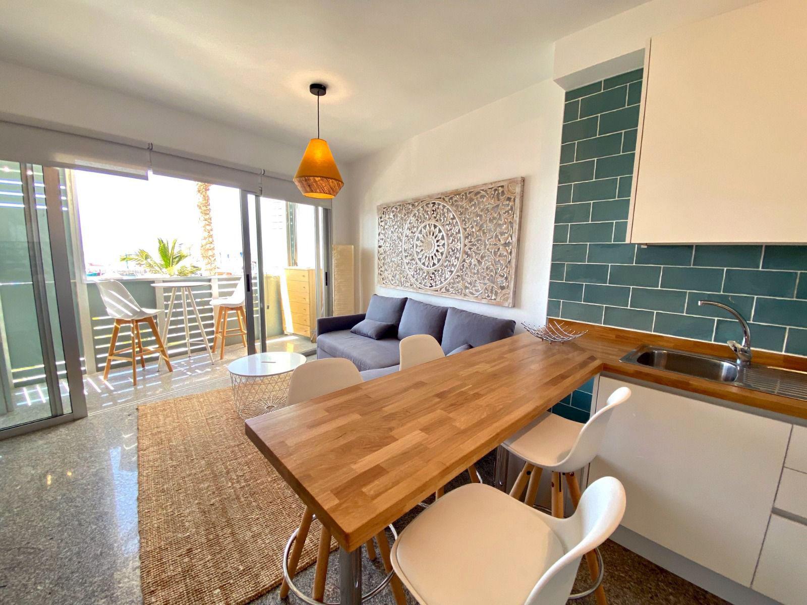 Appartement entièrement rénové